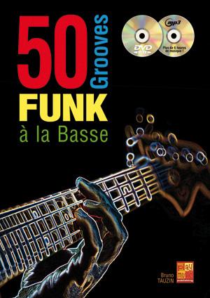 méthode pour apprendre la basse funk, tablature, débutant