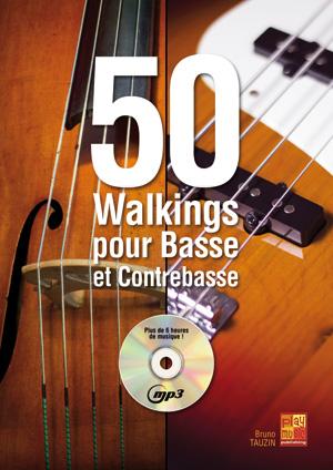 Méthode pour apprendre à composer des walkings bass à la basse et à la contrebasse