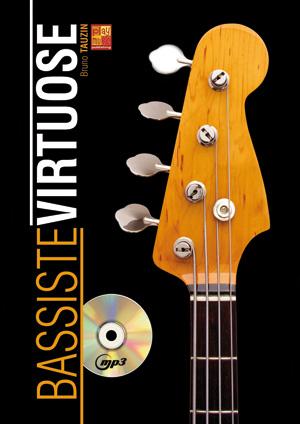 méthode pour travailler la technique de basse, bassiste virtuose, gamme, arpège, tablature