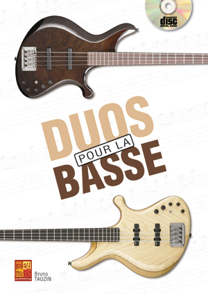 tablatude, duo de basse, méthode avec cd, basse, bassiste