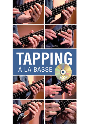 Tapping à la Basse, méthode, débutant, tablature