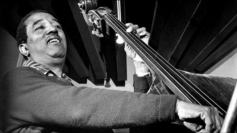 ray brown, jazz, basse, bassiste, contrebasse, solo