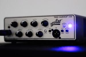 Démo de la tête d'ampli basse Aguilar Tone Hammer 350