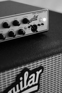 Aguilar Tone Hammer 350 - Demo