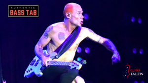 flea, red hot chili peppers, my friends, fender jazz bass, basse, bassiste, tablature