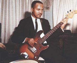 james jamerson, basse, fender precision 62, Motown