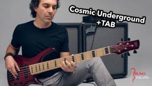 Adam Nitti, cours de basse, tuto, débutant, bassiste, tablature