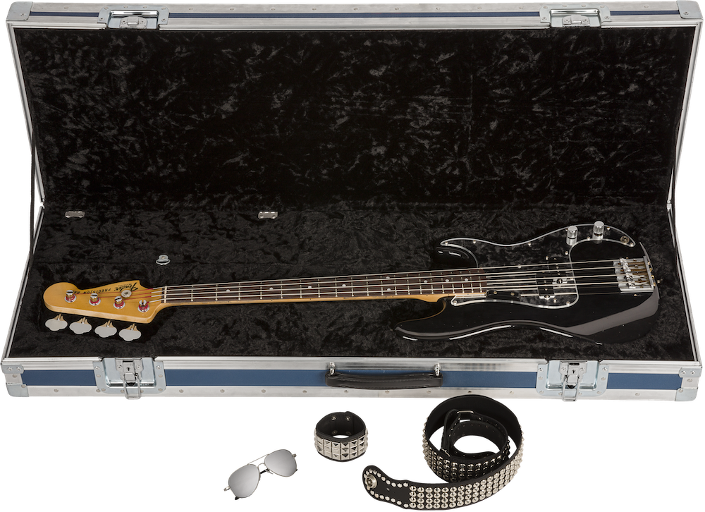 fender precision phil lynott custom shop