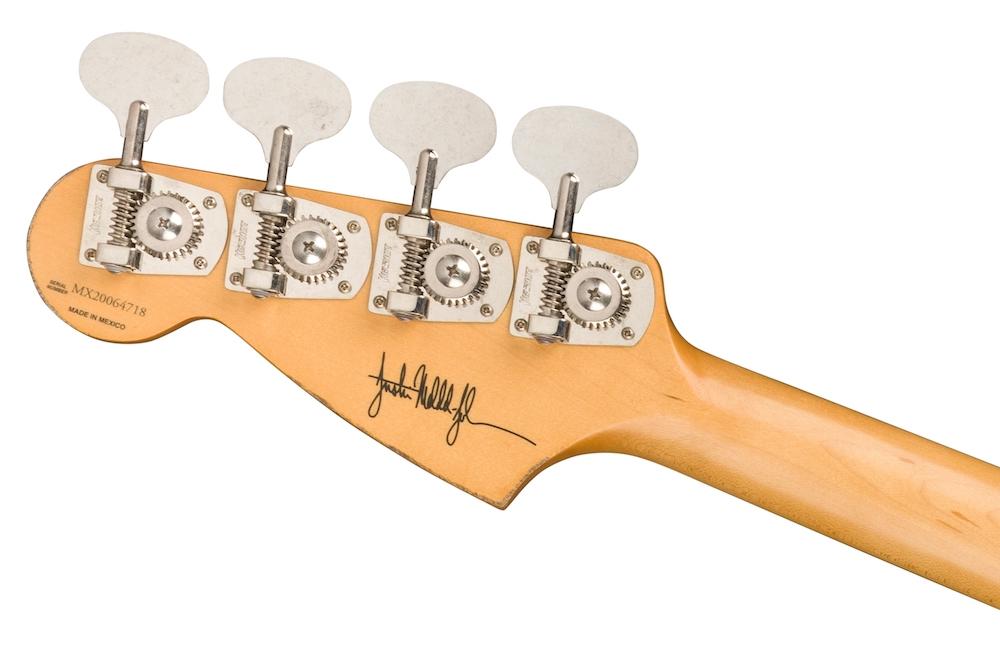 Fender mustang bass jmj road worn