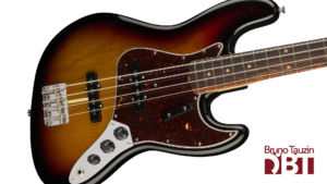 Test Basse Fender Jazz Bass American Original 60