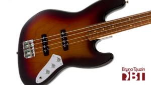 test jazz bass fretless jaco pastorius basse