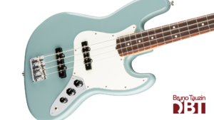 test basse fender jazz bass american professional