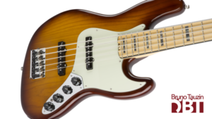test fender jazz bass american elite