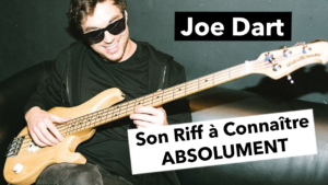 cours de basse, joe dart, tablature, beastly, vulfpeck, musicman