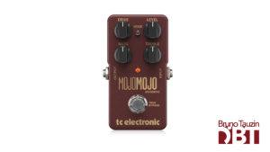 test overdrive basse tc electronic mojo mojo