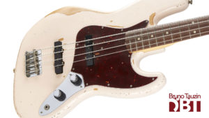 test fender jazz bass flea road worn