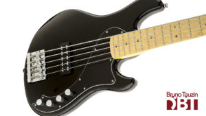 test basse squier 5 cordes dimension deluxe V