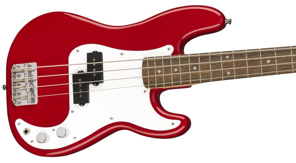 basse squier mini fender precision bass