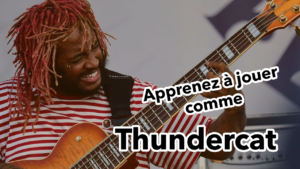 cours de basse, accords, thundercat, tablature
