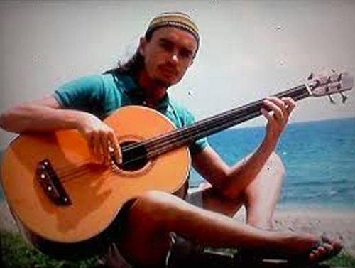 jaco pastorius, basse acoustique fretless 5 cordes