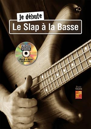 Méthode pour apprendre le slap à la basse avec DVD