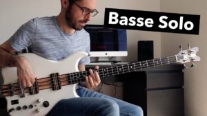 basse solo, tablature, jaydee, accords, gamme, melodie