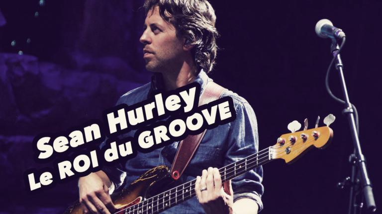 Sean hurley, le roi du groove, cours de basse, tablature, fender precision