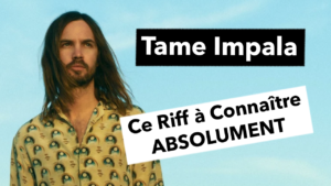 cours de basse, tame impala, mediator, groove, tablature