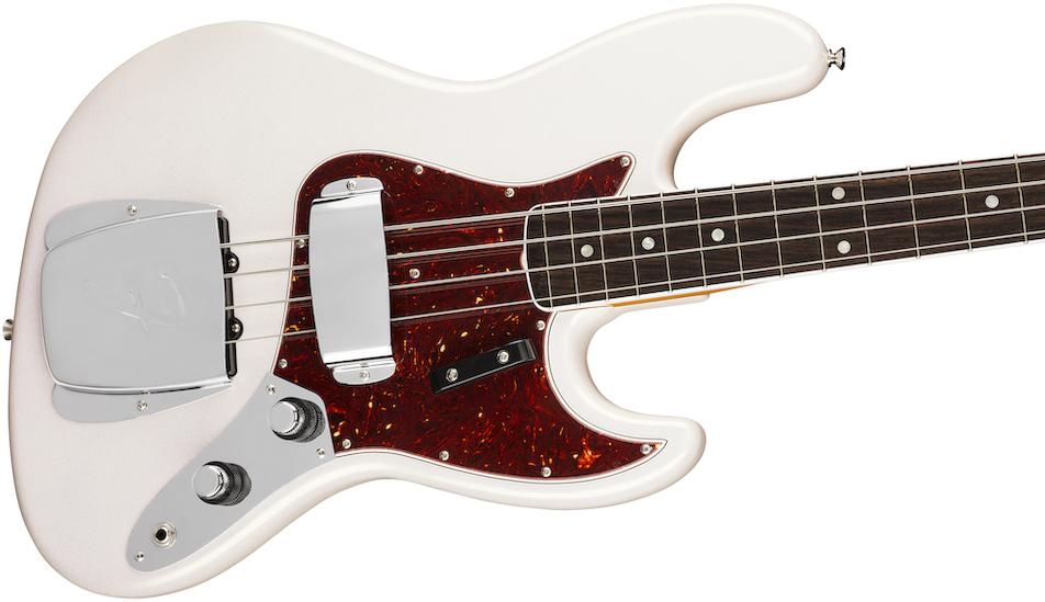 Fender jazz bass 60th anniversary