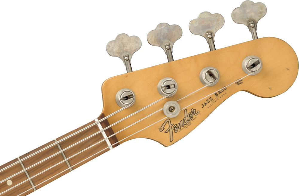 fender jazz bass vintera road worn 60th anniversary