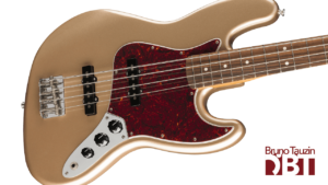 Test complet bass fender jazz vintera 60's