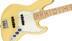test basse fender jazz bass player