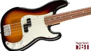 basse fender precision player