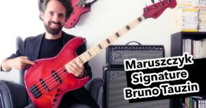 basse maruszczyk elwood signature bruno tauzin, jazz bass