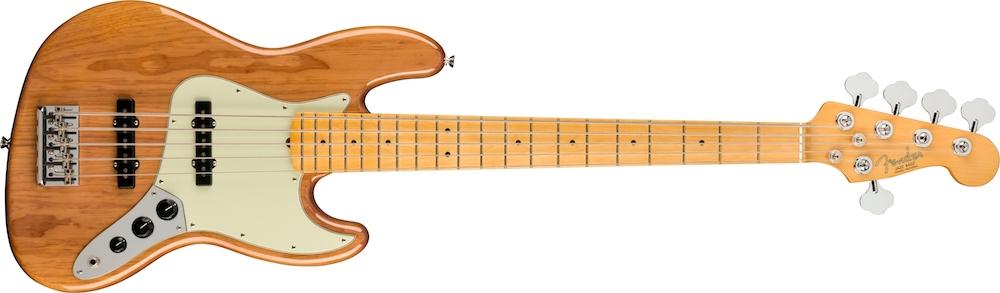 Fender American Professional II Jazz Bass, basse 5 cordes
