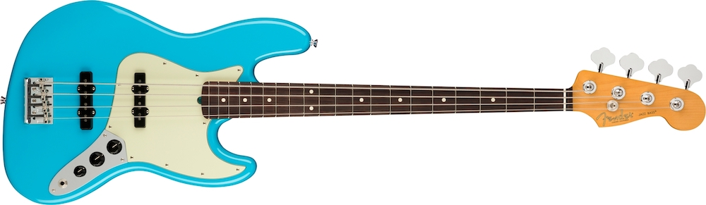 Fender American Professional II Jazz Bass, basse 4 cordes