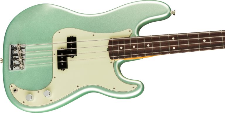 fender precision bass american professional II, basse 4 cordes