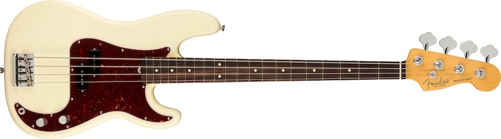 fender precision bass american professional II, basse 4 cordes