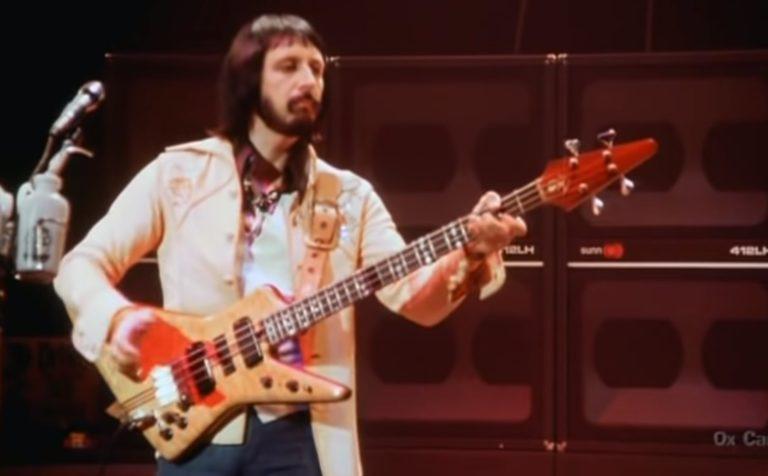 John Entwistle, the who, basse, bassiste, rock