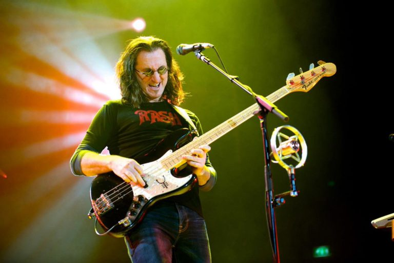 Geddy Lee, rush, fender jazz bass, bassiste