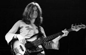 John Paul Jones, basse, fender, Led Zeppelin