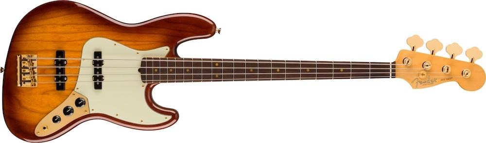 fender jazz bass, 75th anniversary commemorative, basse, bassiste, cours de basse