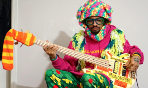 mononeon, basse, bassiste, funk, groove