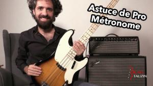 cours de basse, bassiste, rythme, tablature, ternaire, blues, jazz, débutant