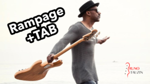 Marcus Miller, rampage, slap, cours, basse, bassiste, tablature