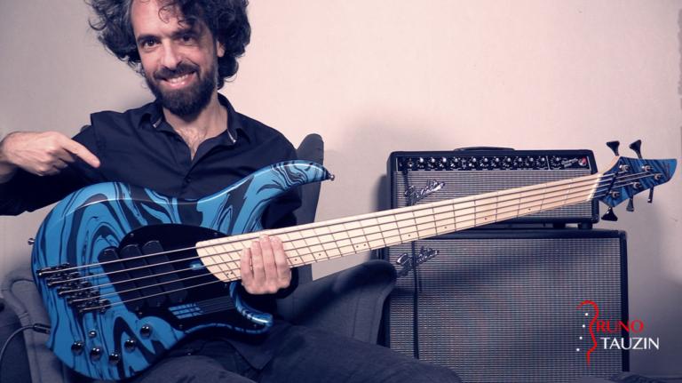"Dingwall NG3 Adam ""Nolly"" Getgood Signature 🎸 Bass Demo"