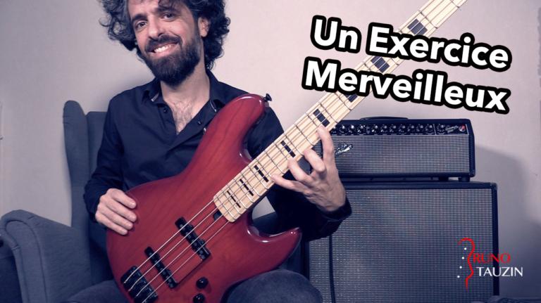 cours de basse débutants, gamme pentatonique, tablature, pdf, tuto, bassiste