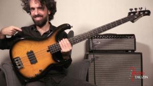 modulus flea, basse, bassiste, slap, groove, funk, rock, mediator, cours de basse
